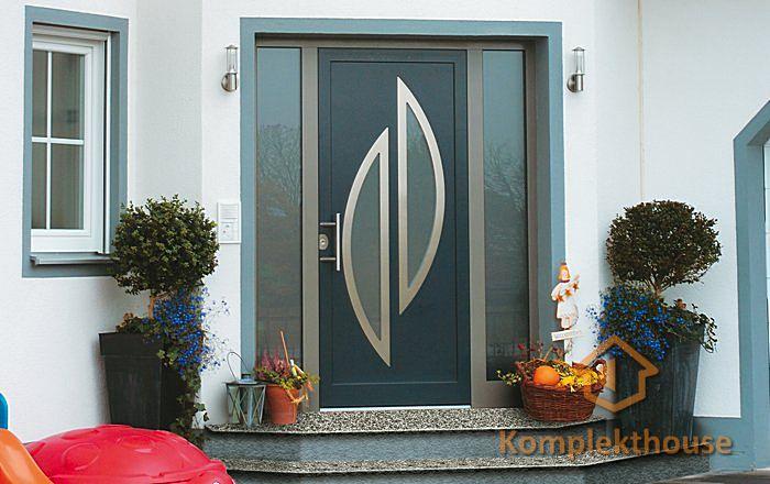 Дизайн дверей входные